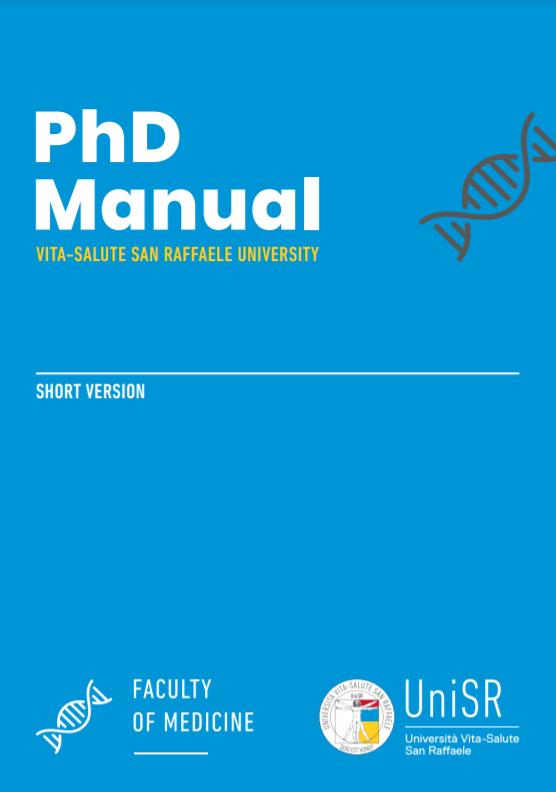 Copertina corso PhD brochure